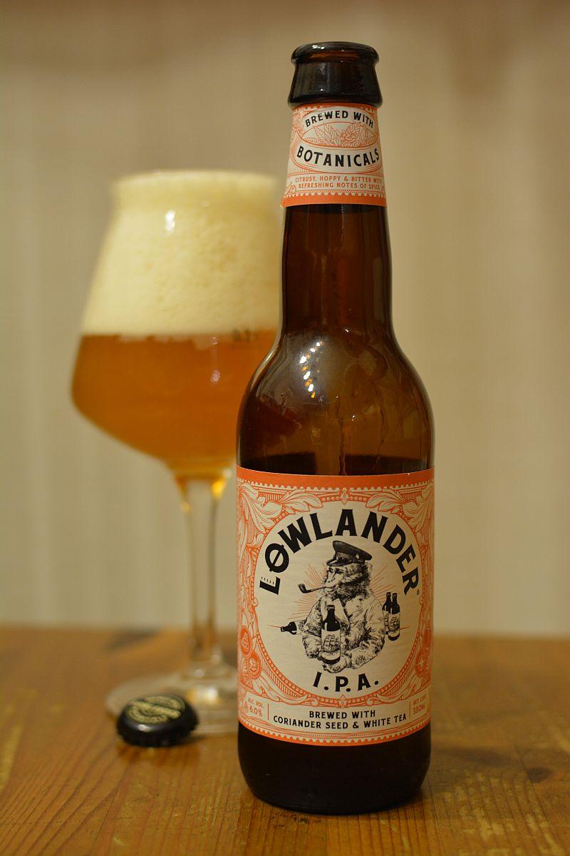 Пиво Lowlander I.P.A.