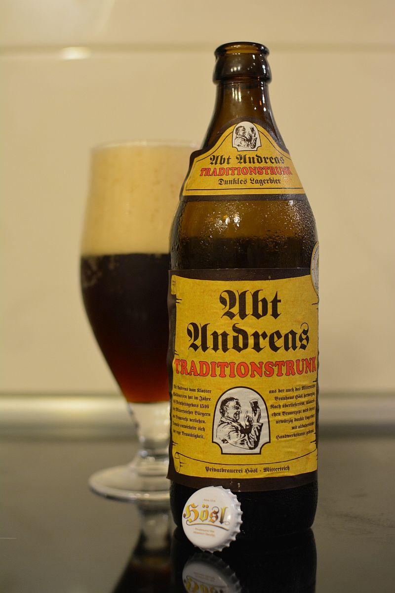 Пиво Abt Andreas Traditionstrunk