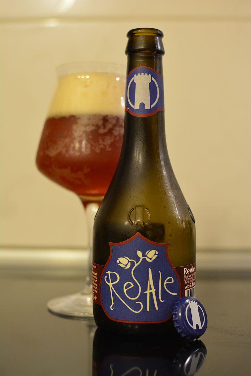 Пиво ReAle от Birra del Borgo