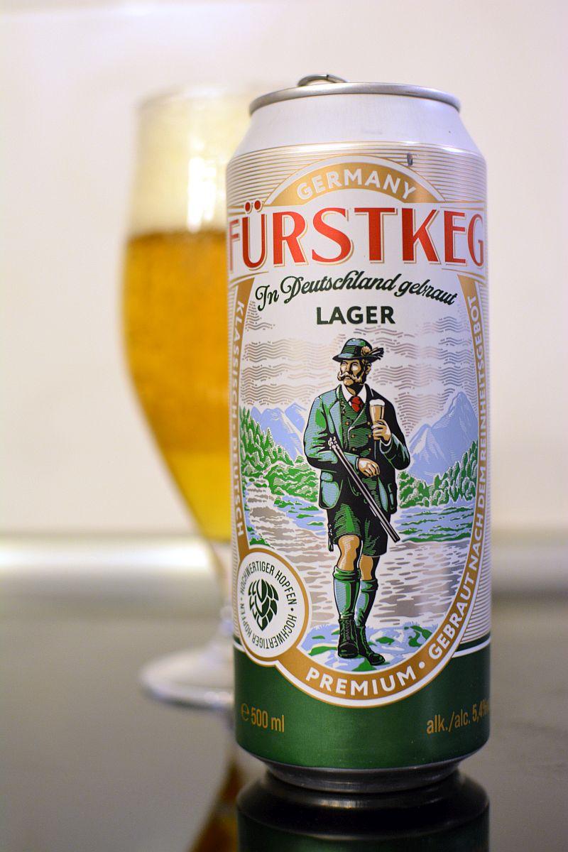 Пиво Fürstkeg Lager
