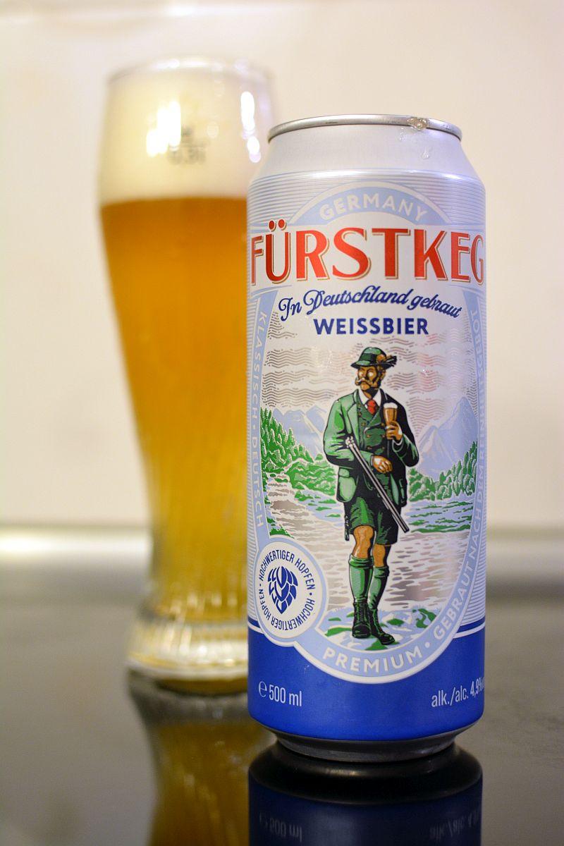 Пиво Fürstkeg Weissbier