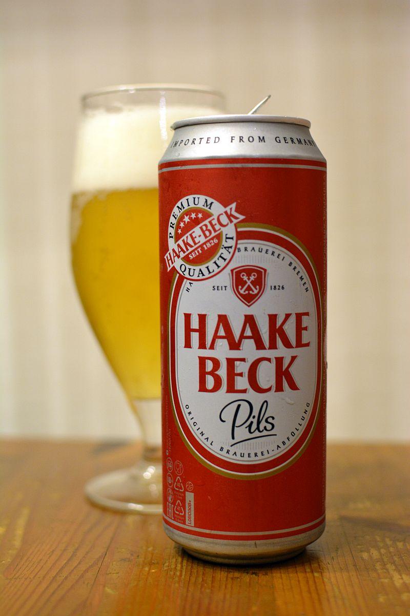 Пиво Haake-Beck Pils