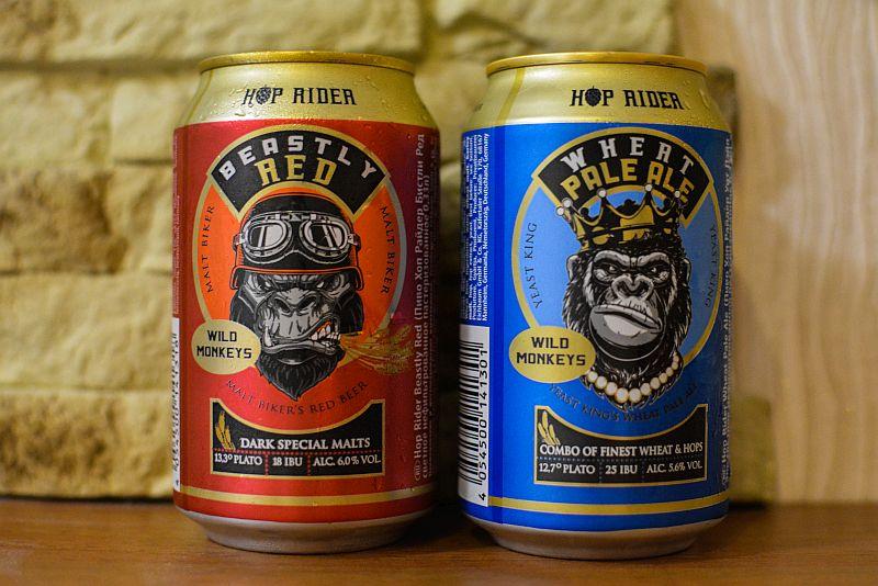 Пиво Hop Rider