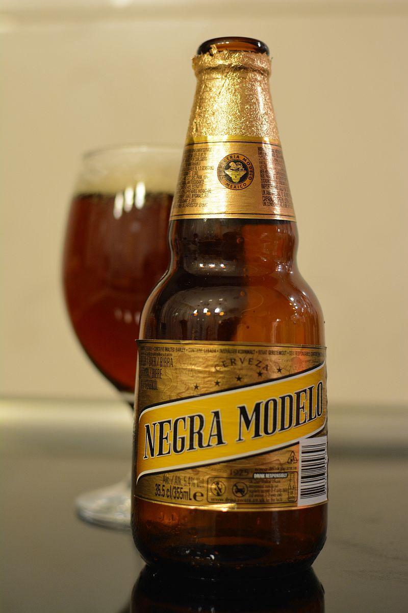 Пиво Negrа Modelo
