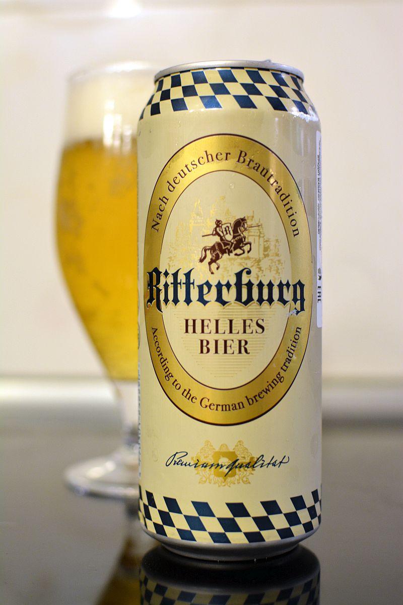 Пиво Ritterburg