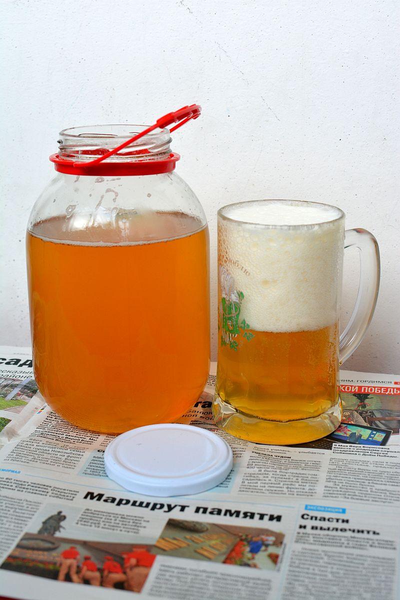 Пиво Три дня Баварское от магазина Беру Выходной