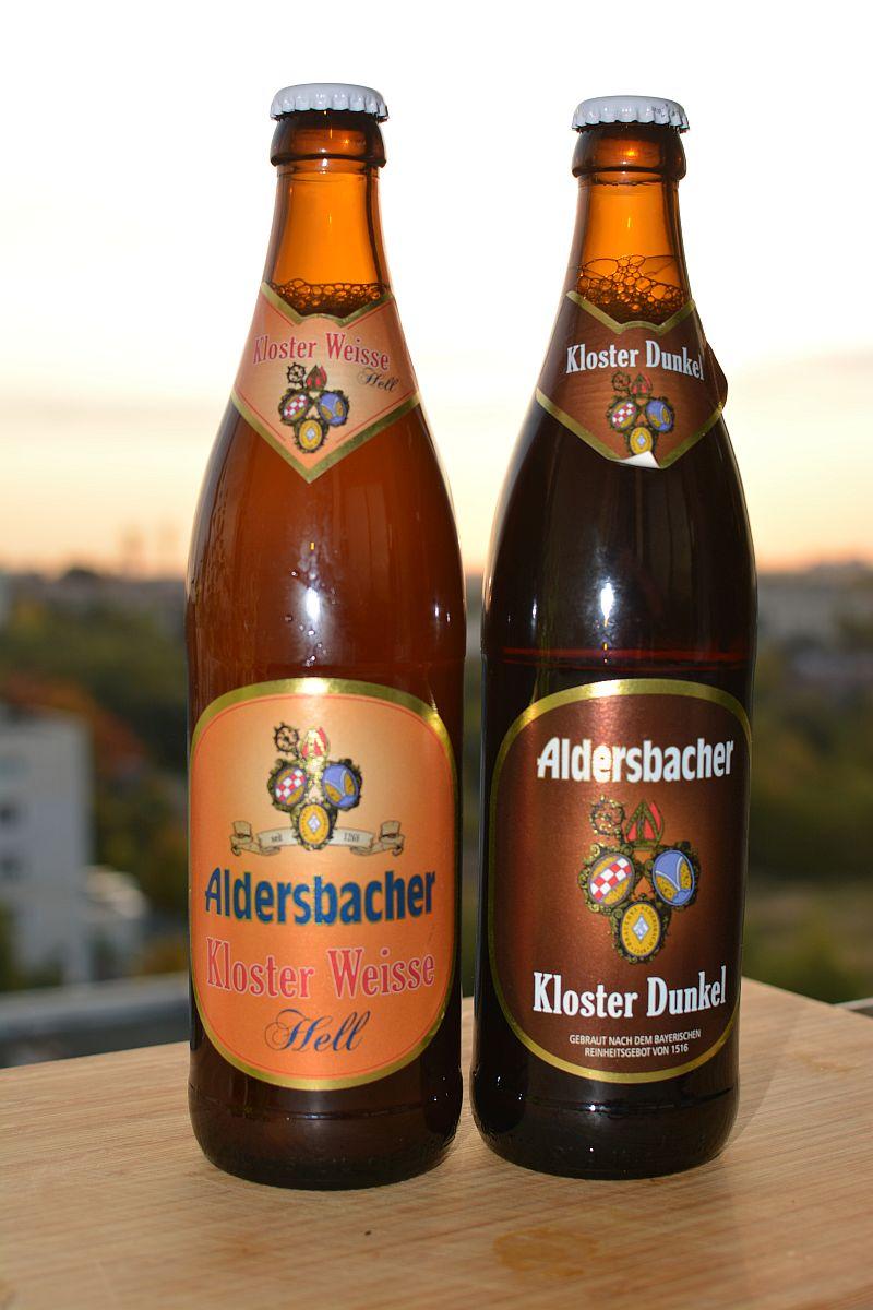 Пиво Aldersbacher