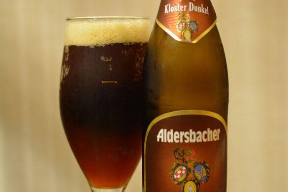 Пиво Aldersbacher Kloster Dunkel