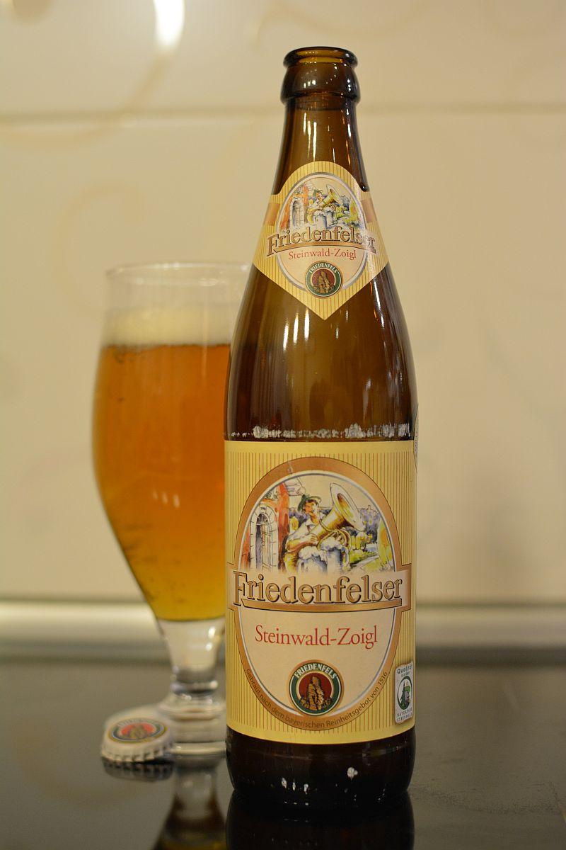 Пиво Friedenfelser Steinwald Zoigl