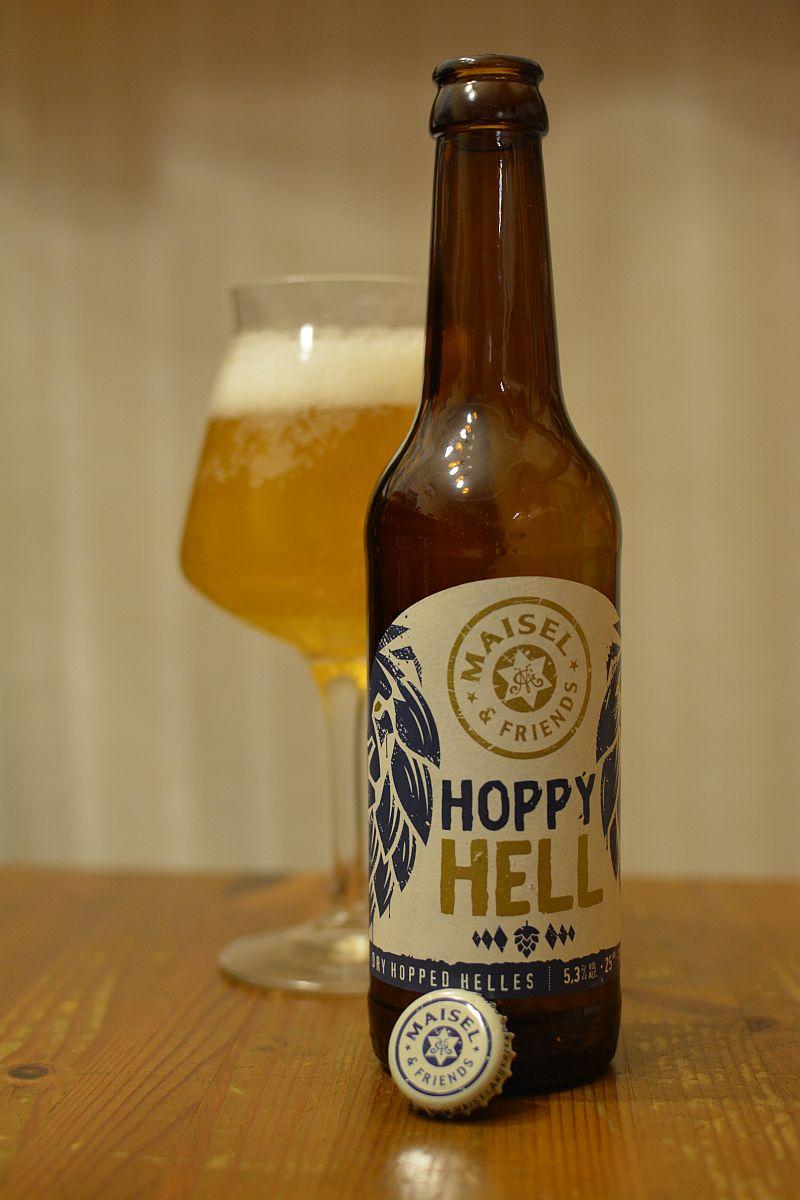 Пиво Maisel & Friends Hoppy Hell