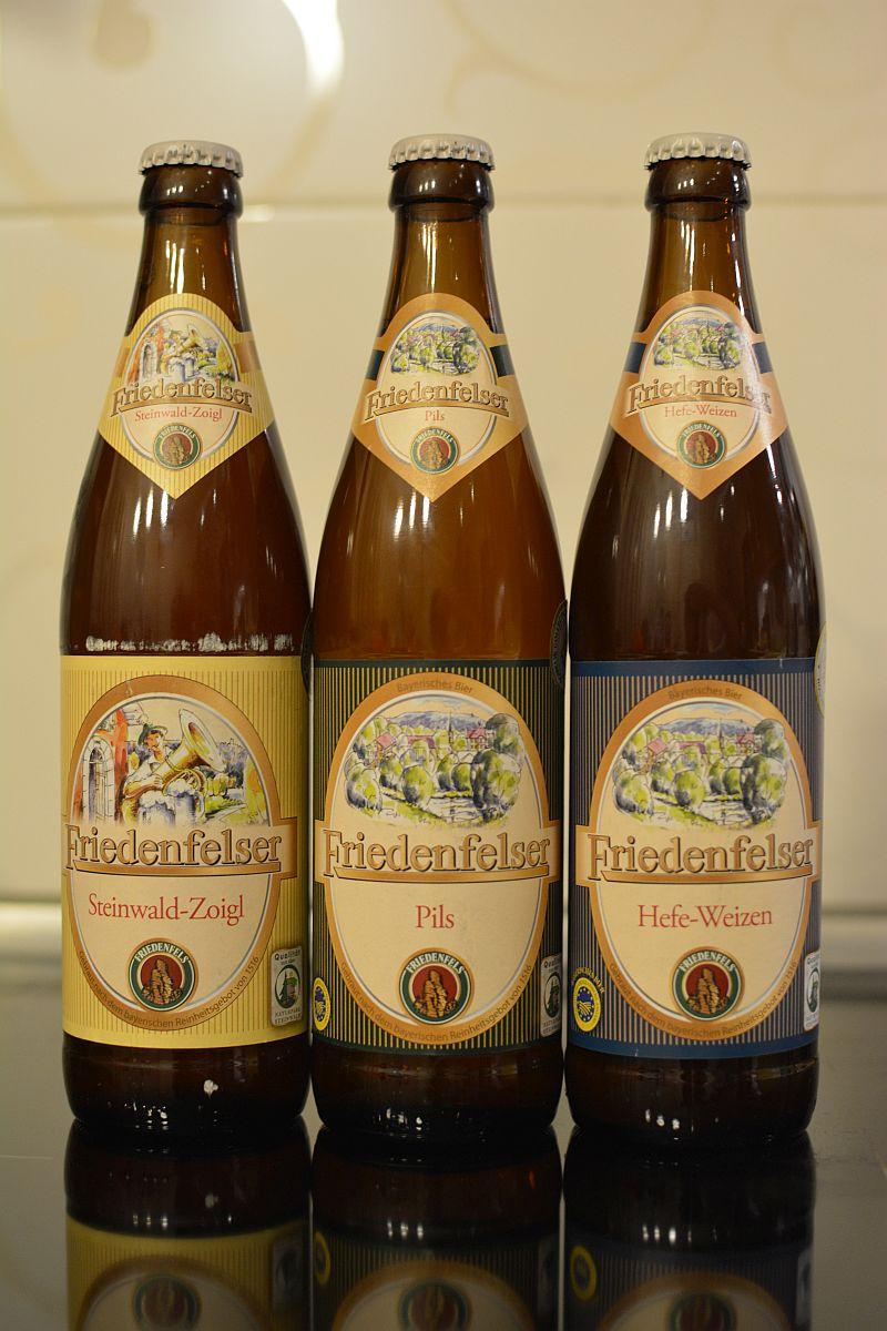 Пиво от Friedenfelser Schloßbrauerei из сети Отдохни