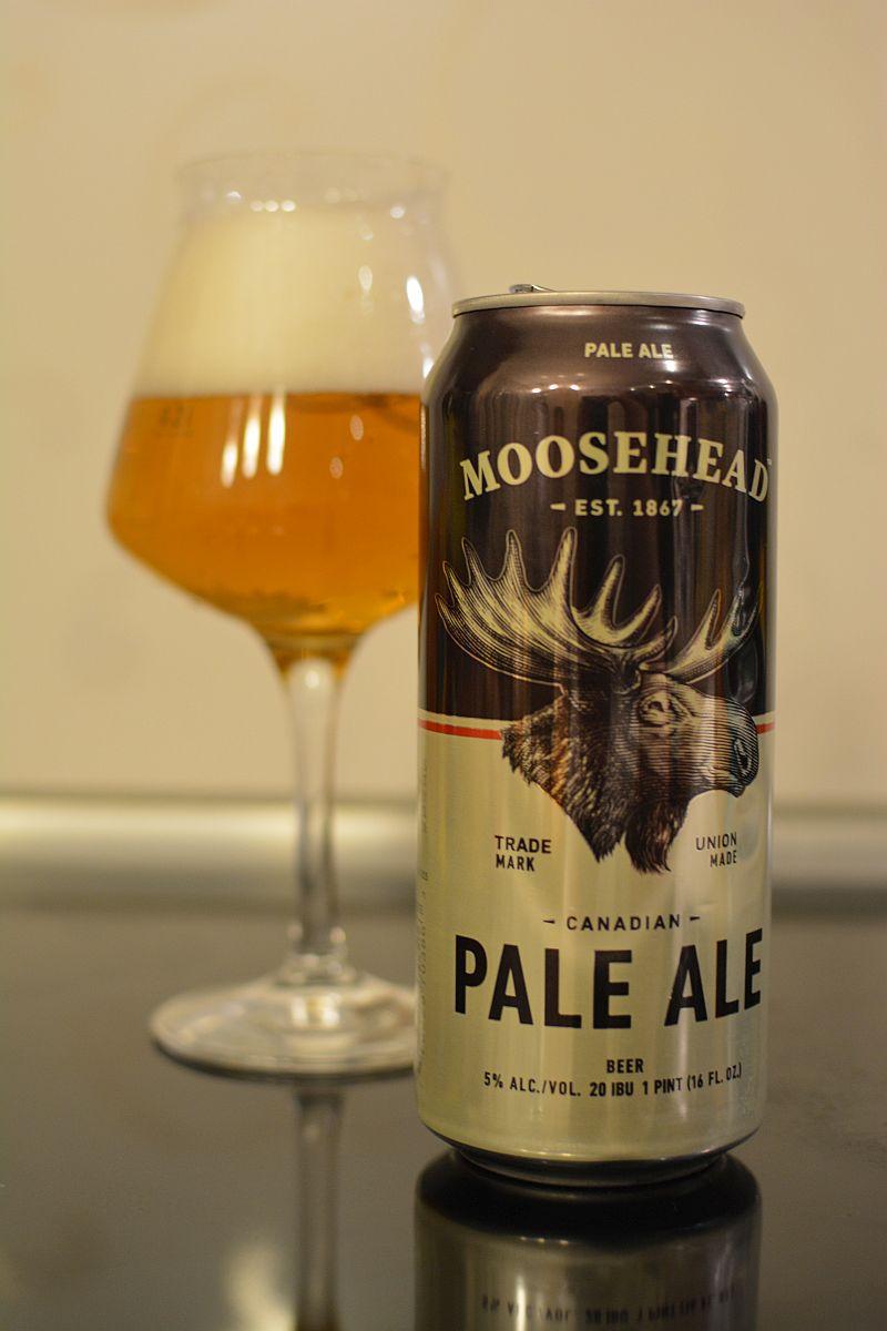 Пиво Moosehead Pale Ale