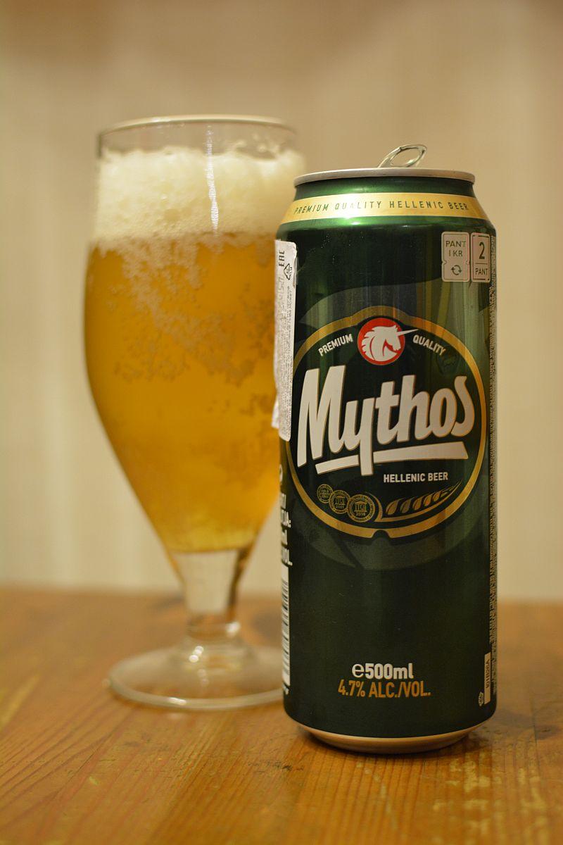 Пиво Mythos