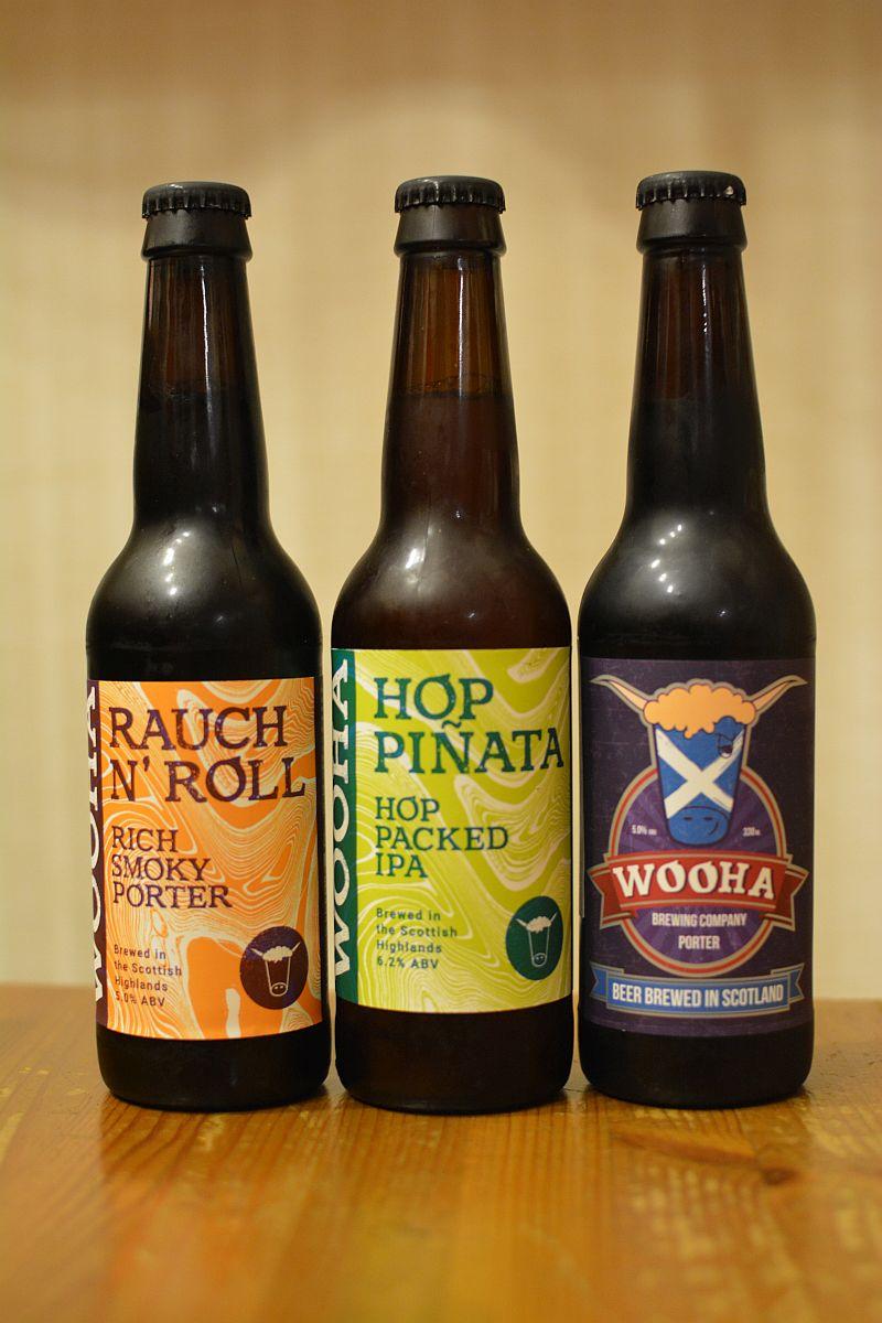 Wooha - крафт из Шотландии