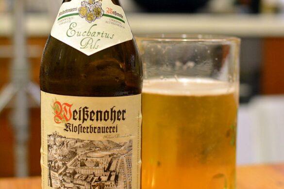 Пиво Klosterbrauerei Weissenohe Eucharius Pils