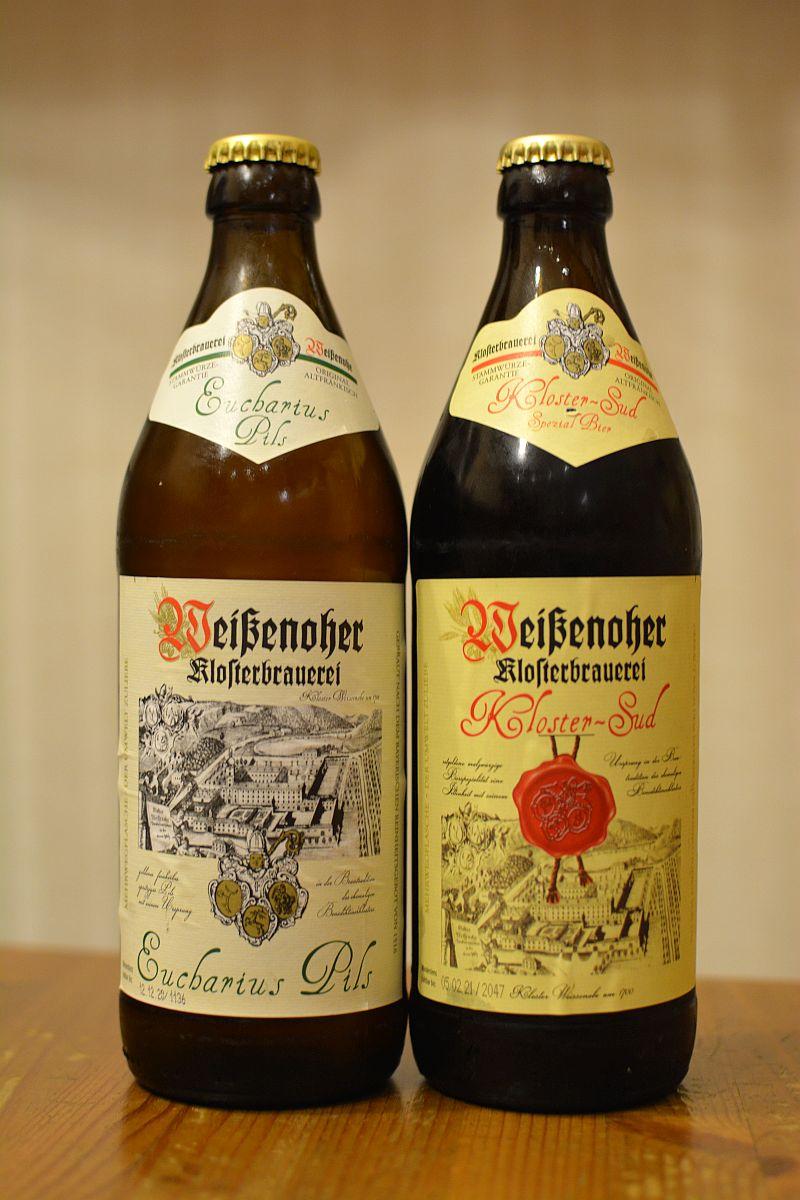 Пиво Klosterbrauerei Weissenohe