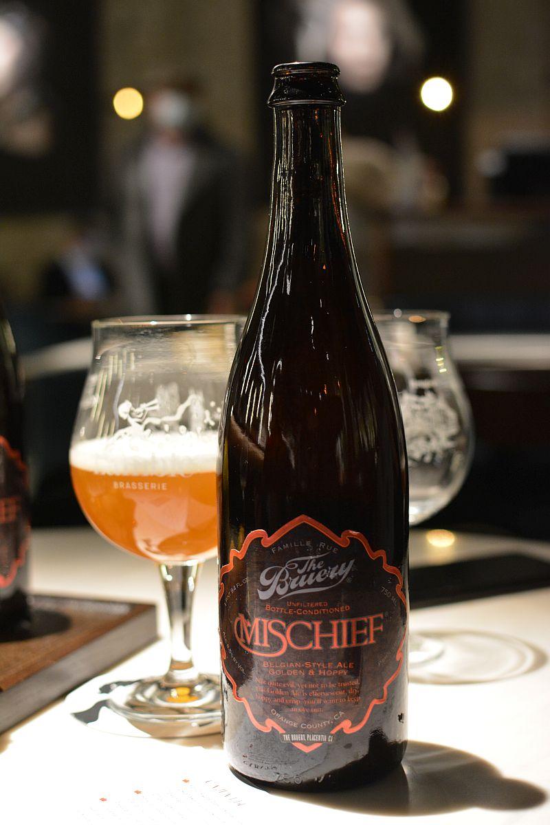 Пиво Mischief