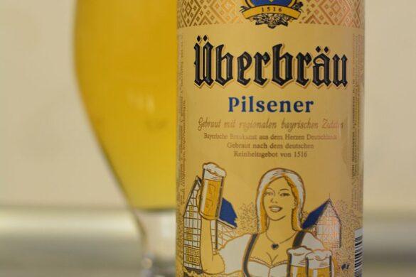 Пиво Überbräu Pilsener