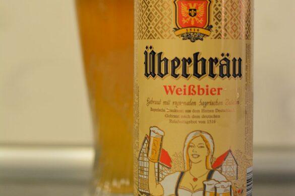Пиво Überbräu Weißbier