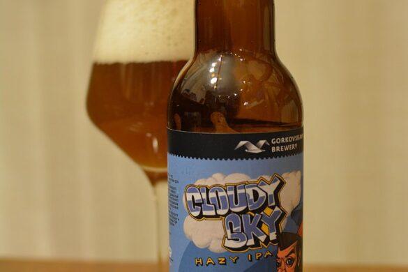 Пиво Cloudy Sky