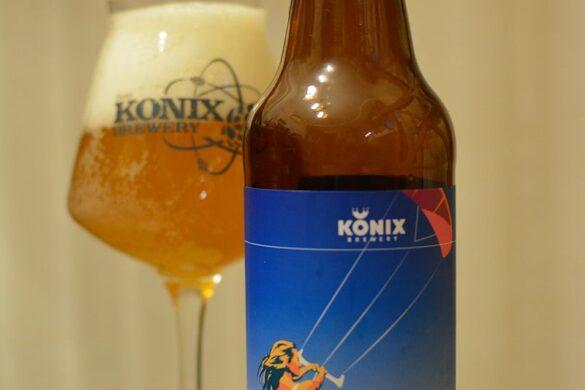 Пиво Konix OVERFLIGHT IPA