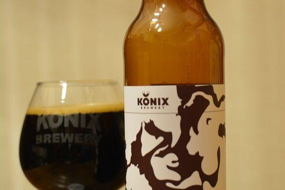 Пиво konix Black Illusion