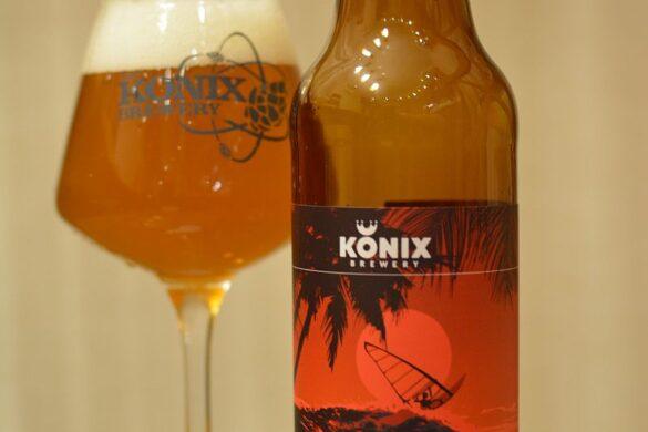 Пиво KONIX Grapefruit IPA
