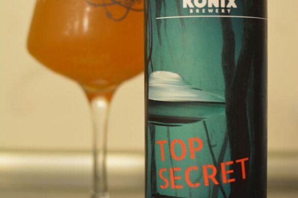 Пиво KONIX TOP SECRET