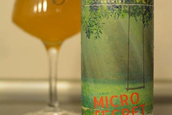 Пиво Micro Secret