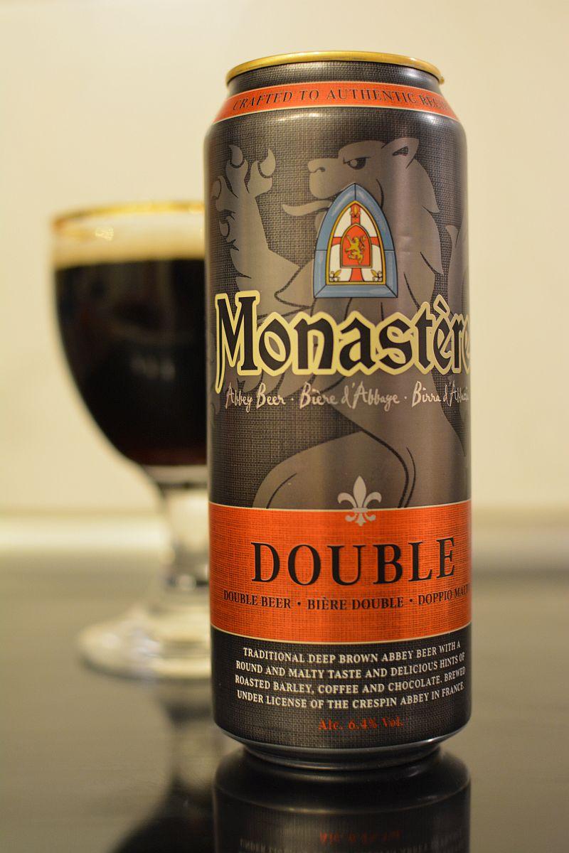 Пиво Monastere Double