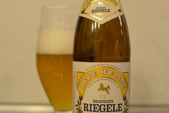 Пиво Hefe Weisse Riegele