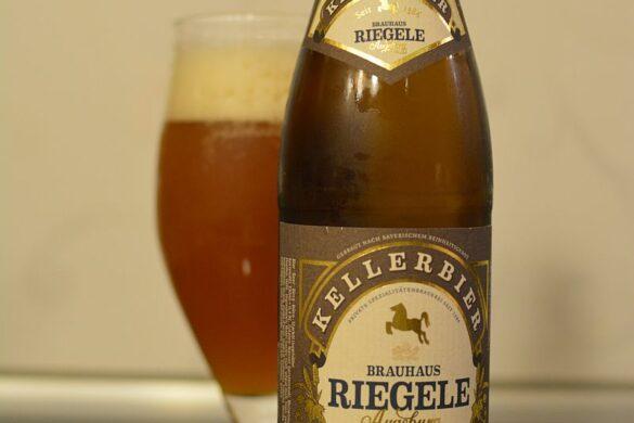 Пиво Kellerbier Riegele