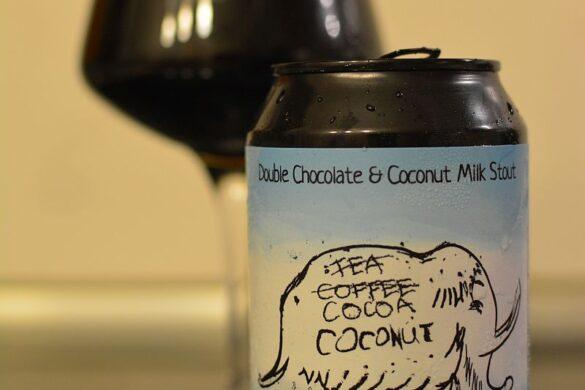 Пиво Choco Mammuth: Coconut Ed.