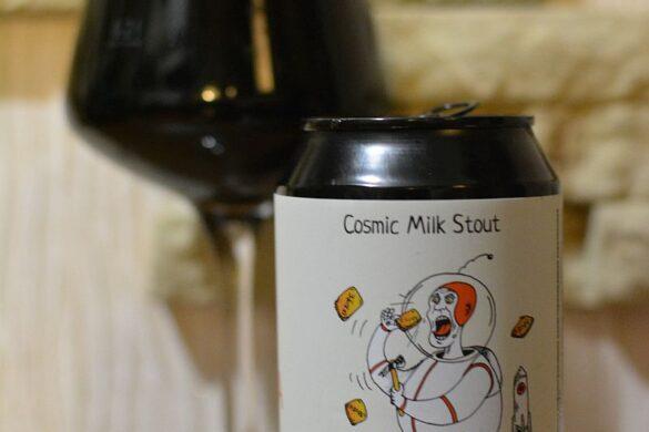 Пиво Cookie Asteroid