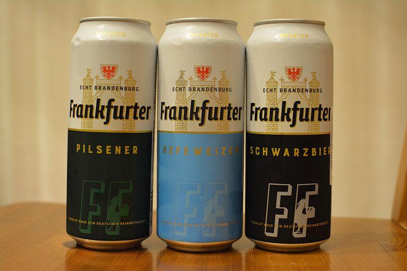 Пиво Frankfurter