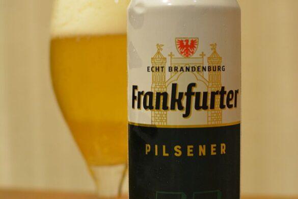 Пиво Frankfurter Pilsener