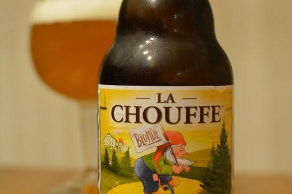 Пиво La Chouffe Blond