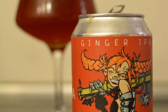 Пиво Рыжая Соня