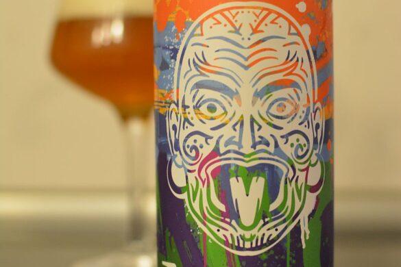 Пиво Ta Moko. Dr Rudi Edition
