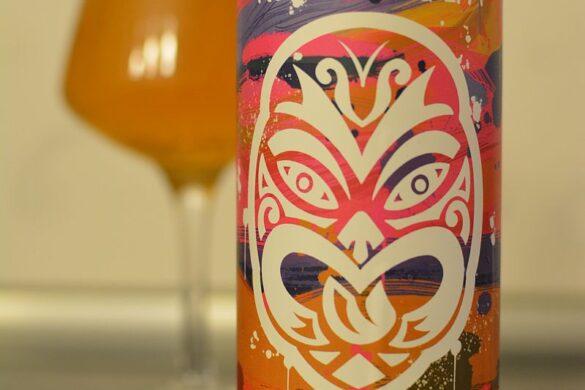 Пиво Ta Moko. Waimea/Rakau Edition