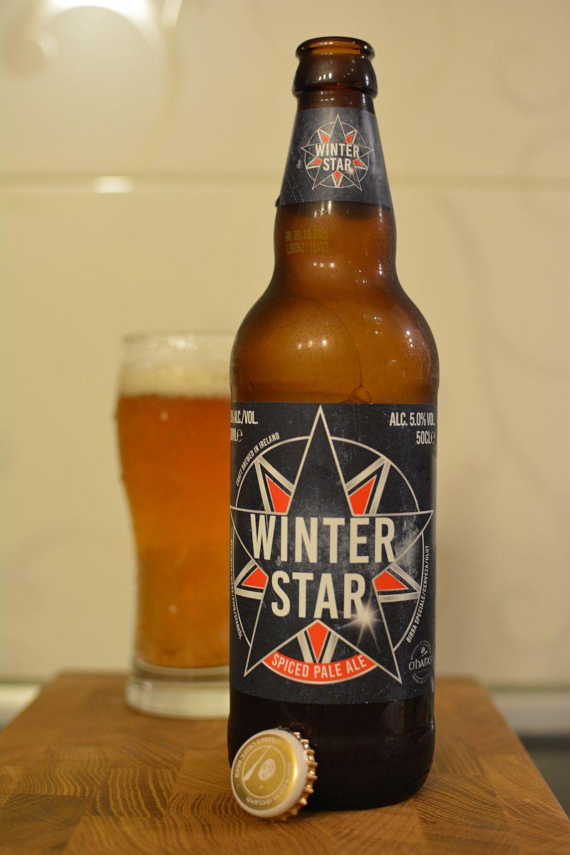 Пиво Winter Star от O`Hara`s
