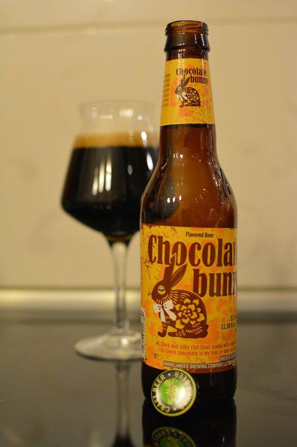 Пиво Chocolate Bunny