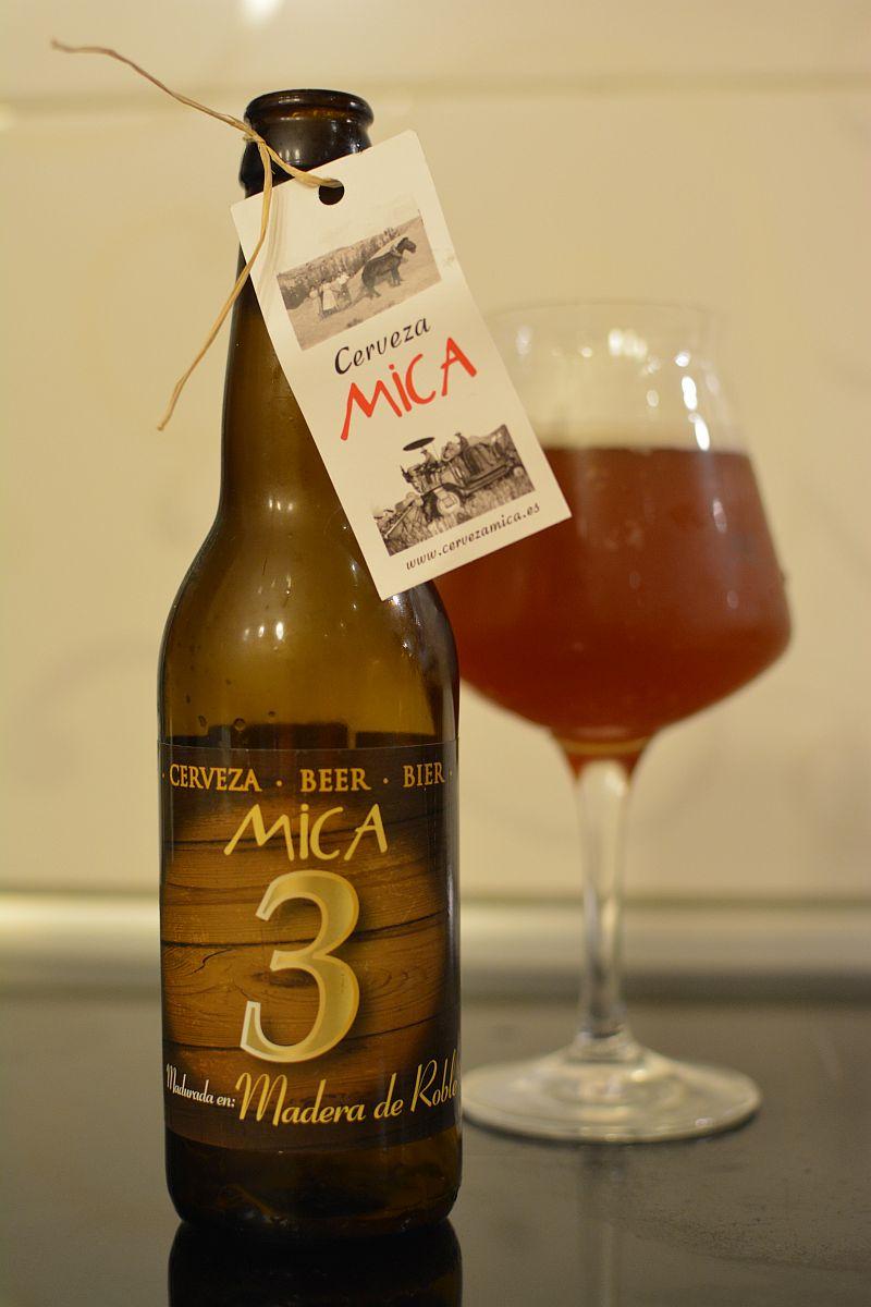 Mica 3 Madera De Roble - три месяца в бочке из под мадеры