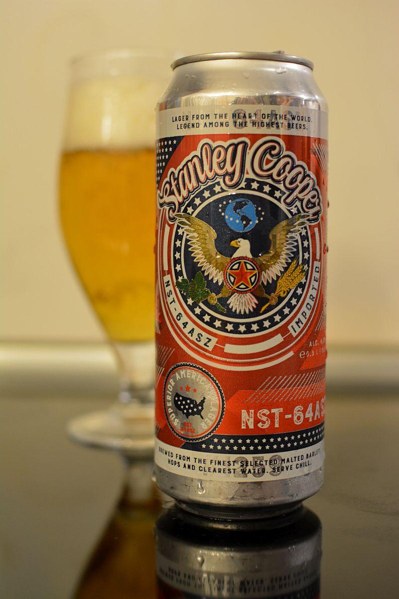 Пиво Stanley Cooper NST-64ASZ