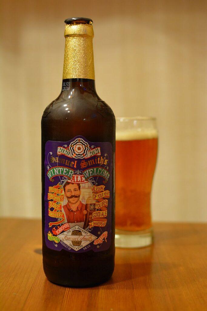 Пиво Winter Welcome Ale