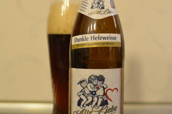 Пиво Alte Liebe