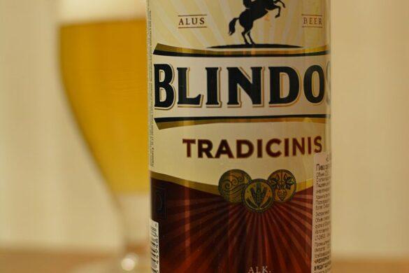 Пиво Blindos Tradicinis