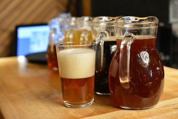 Пиво в Дача в Малаховке