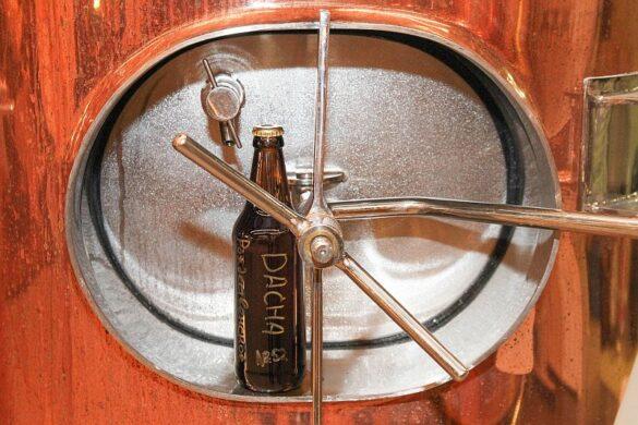Пивоварня Дача в Малаховке