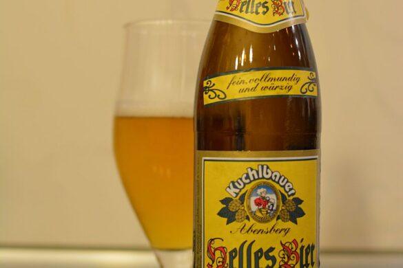 Пиво Helles Bier